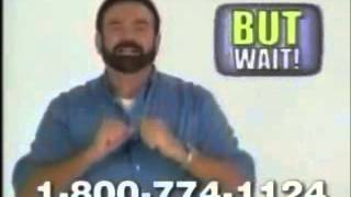 Billy Mays - 'But I'm Not Done Yet'