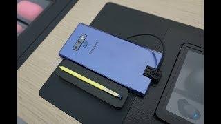Samsung Galaxy Note 9, Galaxy Watch и Galaxy Home