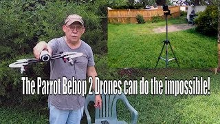 The Parrot Bebop 2 Drones can do the impossible!