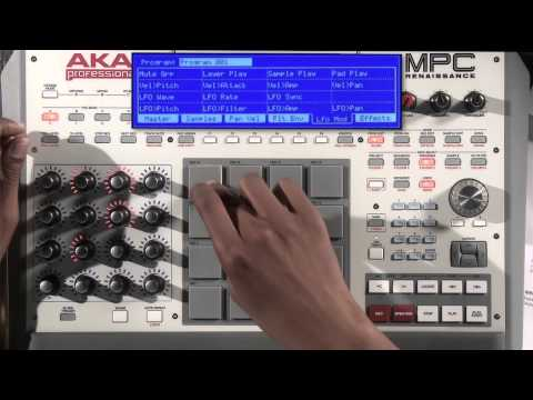 MPC University | MPC Renaissance Program Edit & Pad Assign