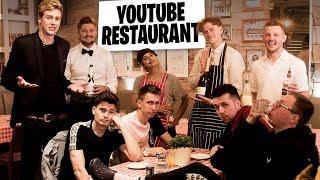 I Opened The World's First YouTuber Restaurant