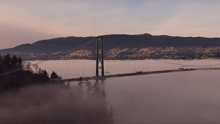 Drone Flying in and around Vancouver B.C.