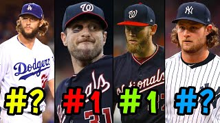 Best PITCHER From Every MLB Team 2020
