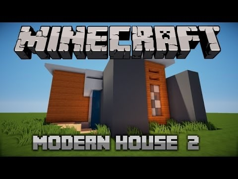 Acacia Modern House  Minecraft Project - Modern house 5