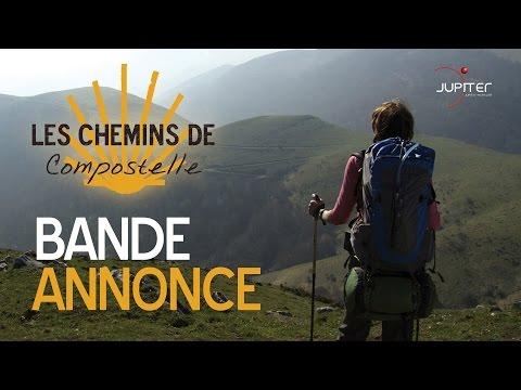 Les Chemins de Compostelle // Bande Annonce Officielle (HD) - VF -