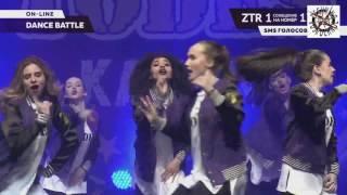TODES FEST KAZAN 2017. Батл. ВАВИЛОВА. Взрослые высшая лига