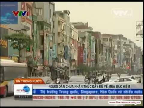 Có 8% dân số Việt Nam mua bảo hiểm nhân thọ