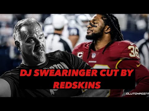 BREAKING! DJ SWEARINGER CALLS OUT COACHES THEN GETS CUT