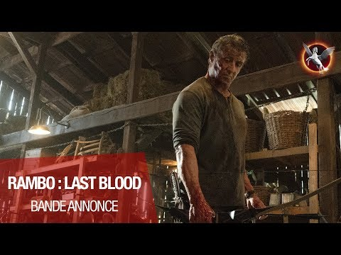 Rambo : Last Blood Metropolitan Filmexport