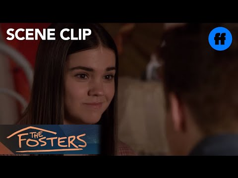 The Fosters | Season 5, Episode 4: Cole Gives Callie Advice | Freeform