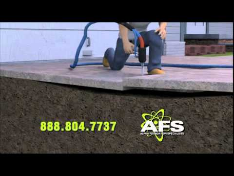 Alpha Foundations Foundation Repair Solutions For