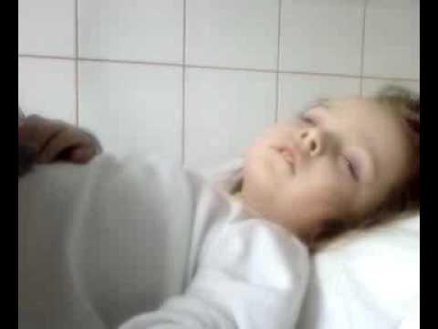 Într-un sanatoriu copil cu diabet zaharat