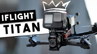 Learning the 'Split-S' with iFlight Titan DC5 | Tracking my FPV Journey E3