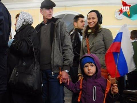 , title : 'В Севастополе с раннего утра люди приходят голосовать на референдуме'