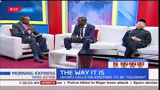 Morning Express 23rd October 2017 - The Way It Is -