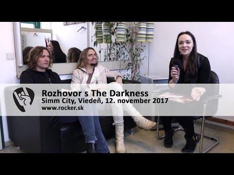 THE DARKNESS: Jediná vec, na ktorej v našej práci záleží, sú koncerty
