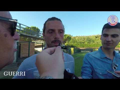 Robur Siena-Virtus Francavilla 0-0, le interviste - 2017