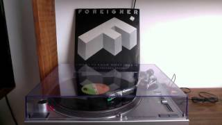 Foreigner - I Want To Know What Love Is [Vinyl]