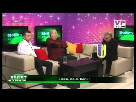 Emisiunea Sport VPTV – Valentin Alexandru și Adrian Nistoroiu – 9 februarie 2015