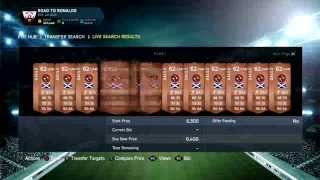 FIFA 14 Next Gen | Trading To Ronaldo #5 | ''BEST PROFIT?'' | Ultimate Team Trading Series