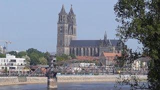 Magdeburg, Sehenswürdigkeiten der Ottostadt