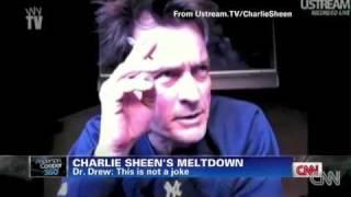 Charlie Sheen`s meltdown Dr. Drew