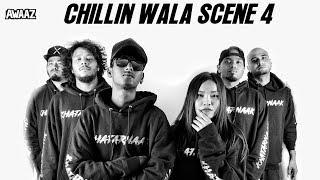Chillin Wala Scene 4 - Khatarnaak - Sun J, Tapas, Jinn, Shan Krozy, Cecilia, Sushanto
