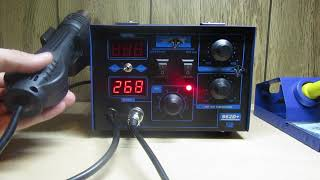Download Video Looking for a good, cheap, soldering station? Check this review out of the 862d+ Station! MP3 3GP MP4