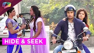 Harman And Soumya Hide From Kinnar's In Shakti