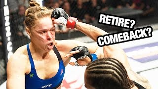 Chael Sonnen Talks Whats Next for Ronda Rousey