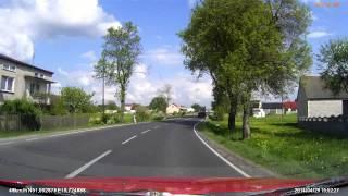 preview picture of video 'DK42 Radomsko - Przedbórz'