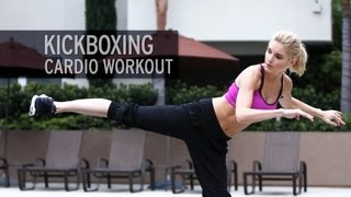 Kickboxing Cardio Workout by XHIT Daily