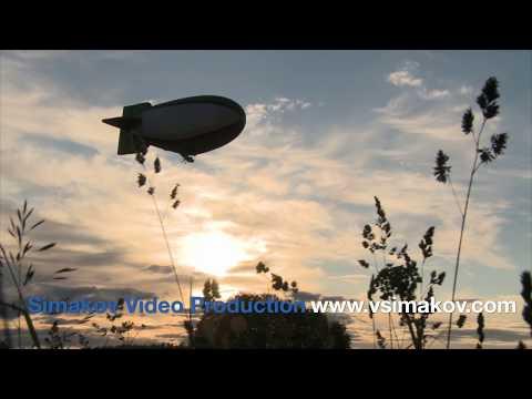 Studio Zeppelin Shooting Equipment Demo