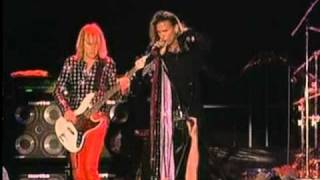 AEROSMITH- Falling In Love(Is Hard On The Knees) / Germany 1997
