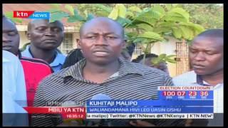 Mgombea ugavana Uasin Gishu Bw. Buzeki ashambuliwa Eldoret: Mbiu ya KTN