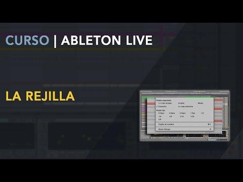 Curso Ableton Live: La Rejilla