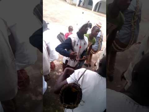 Fulani Cultural dance
