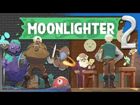 Moonlighter - Download, Review, Youtube, Wallpaper, Twitch