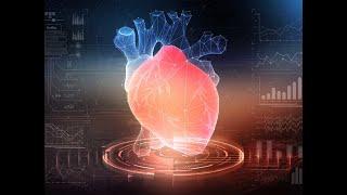 عضلات قلب بشرية بالطباعة المجسمة