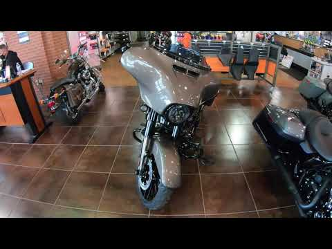 2021 Harley-Davidson CVO Street Glide FLHXSE