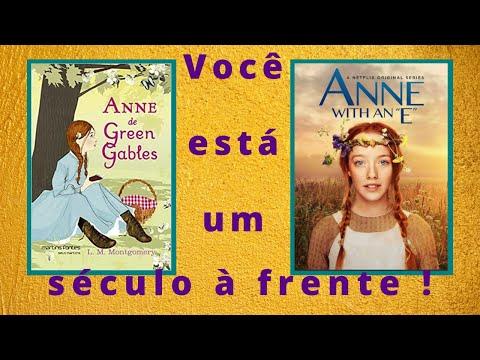 Assista Anne With an E ! | Livro e Série
