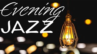 Relaxing Evening JAZZ - Smooth Winter JAZZ and Candles  - Instrumental Music For Love