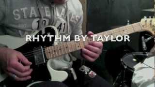 paramore ignorance acoustic guitar lesson - TH-Clip