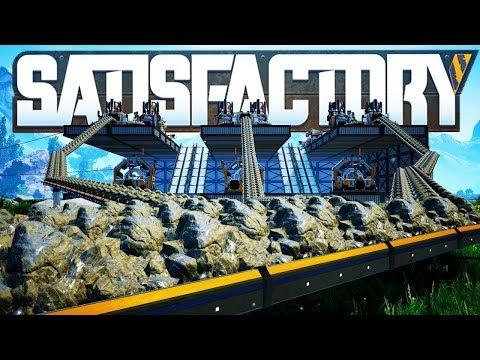 Radioaktivní Automatické Traktory - Satisfactory - díl 14 - Nakashi
