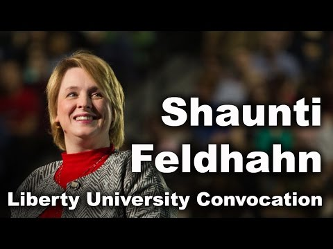 Shaunti Feldhahn - Liberty University Convocation