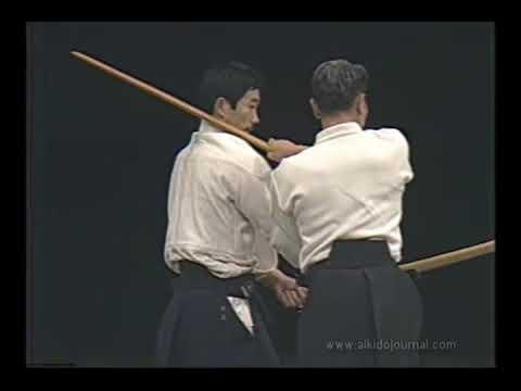 Shoji Nishio. KEN, JO Expertise des Armes