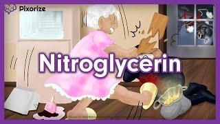 Nitroglycerin Mnemonic for Nursing Pharmacology (NCLEX)