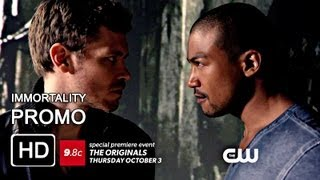 The Originals Immortality Promo