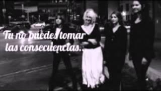 Warpaint ~ No way out - (subtitulada en español)