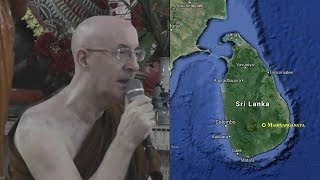 preview picture of video 'Bhante Anandajoti: Early Buddhist Legends of Sri Lanka'